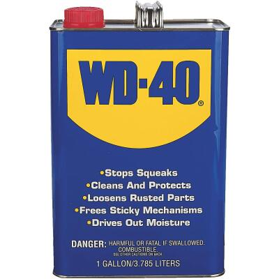 WD-40 Gal. Liquid Multi-Purpose Lubricant