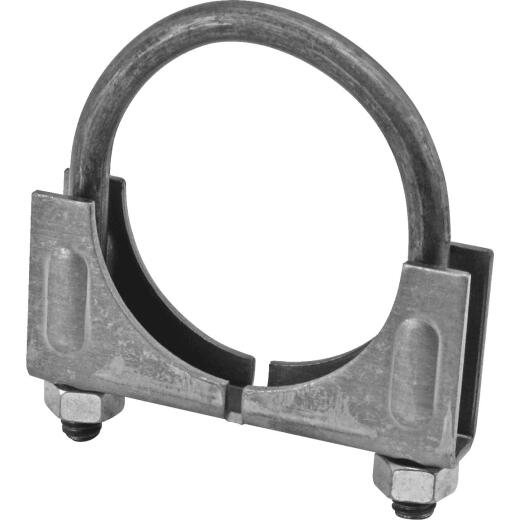 "Victor Saddle 2-1/2"" 13-gauge Steel Muffler Clamp"