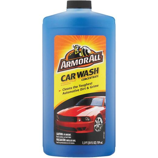 Armor All Liquid 24 oz Car Wash